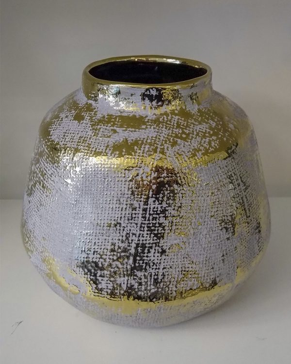 Craw Vaso Cerâmica