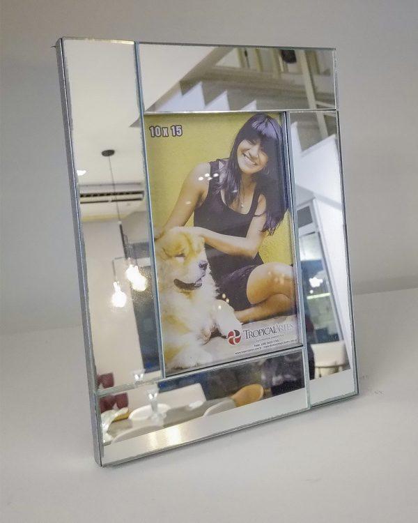 Dyss Porta Retrato Espelhado